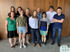 The Florey Institute – SCN2A team