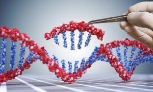 Gene editing with CRISPR